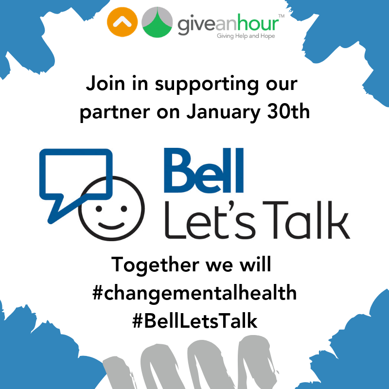 Bellletstalk Day Is January 30 Get The Dialogue Started By Downloading The Bell Let S Talk Conversation Toolkit Http Le Self Help Let It Be Helping People
