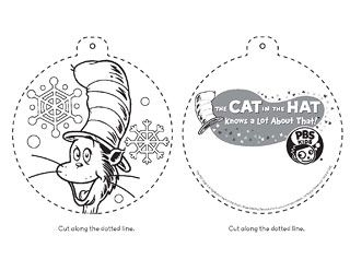 PBS KIDS Holiday Coloring Pages & Printables Holidays
