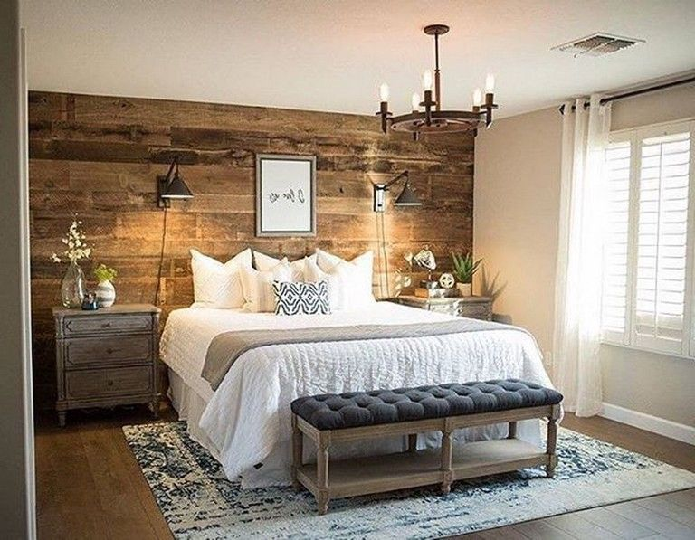23+ Marvelous Small Master Bedroom Ideas On a Budget images