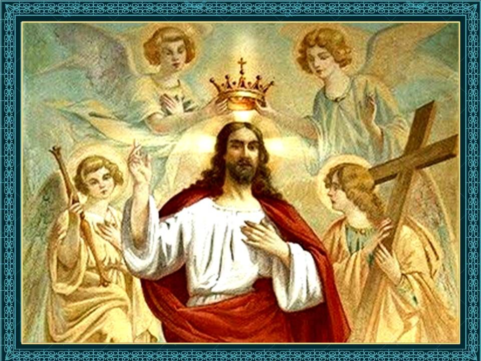 Resultado de imagen de cristo dios y hombre verdadero