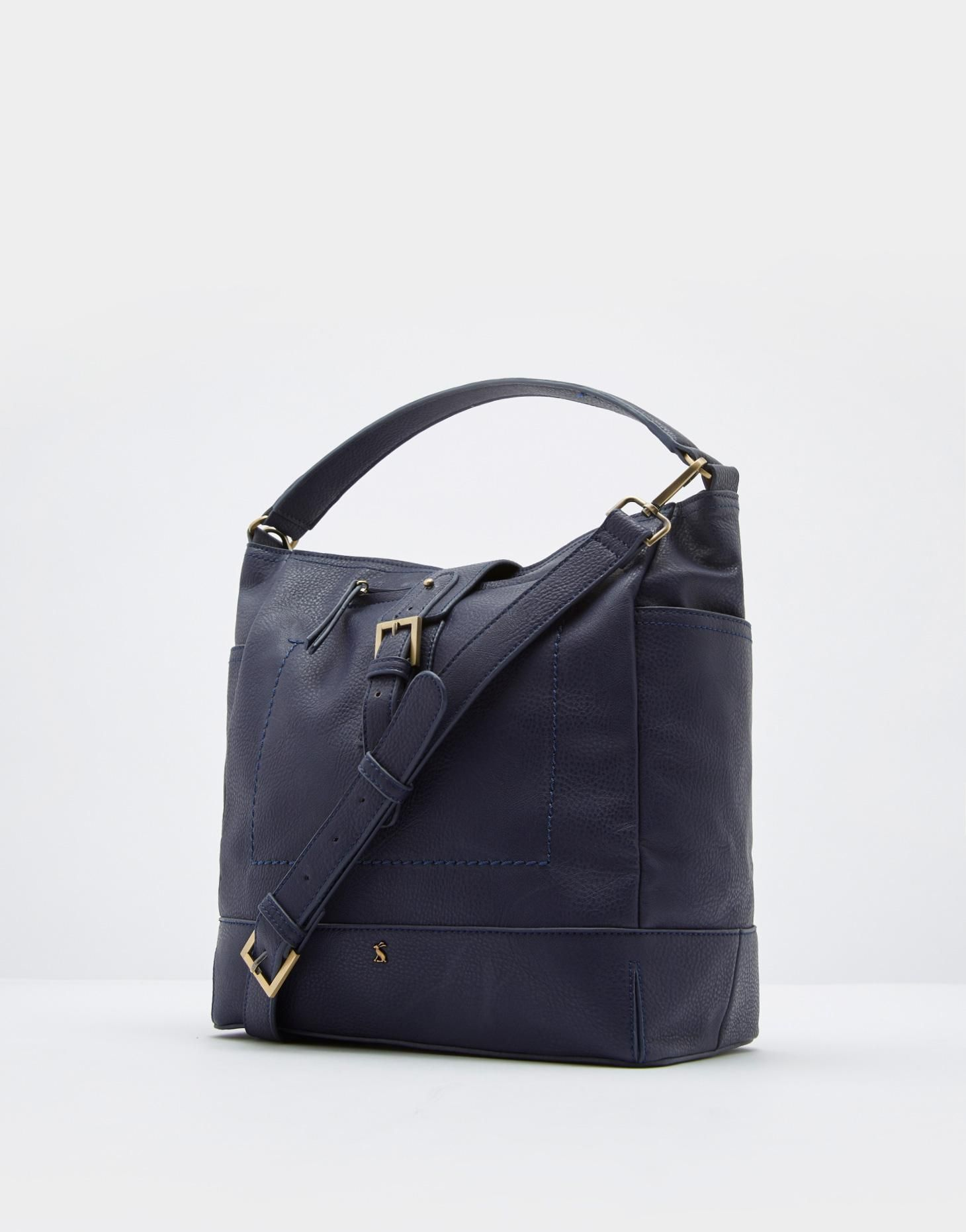 Belsize Bright French Navy Tote Bag Size One Joules Uk