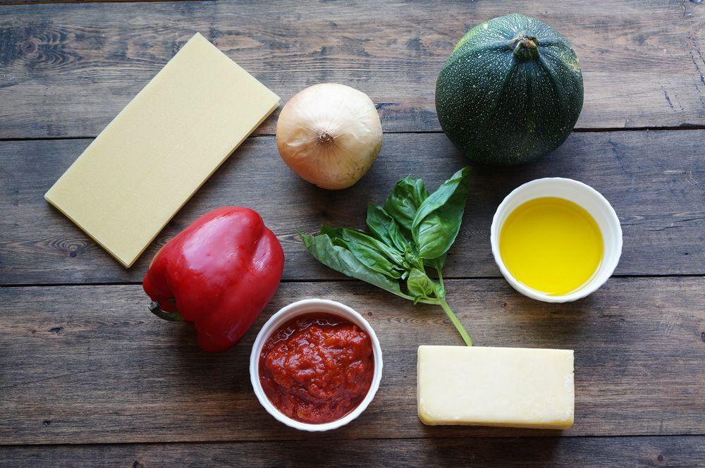 лазанья с фото пошаговый рецепт
