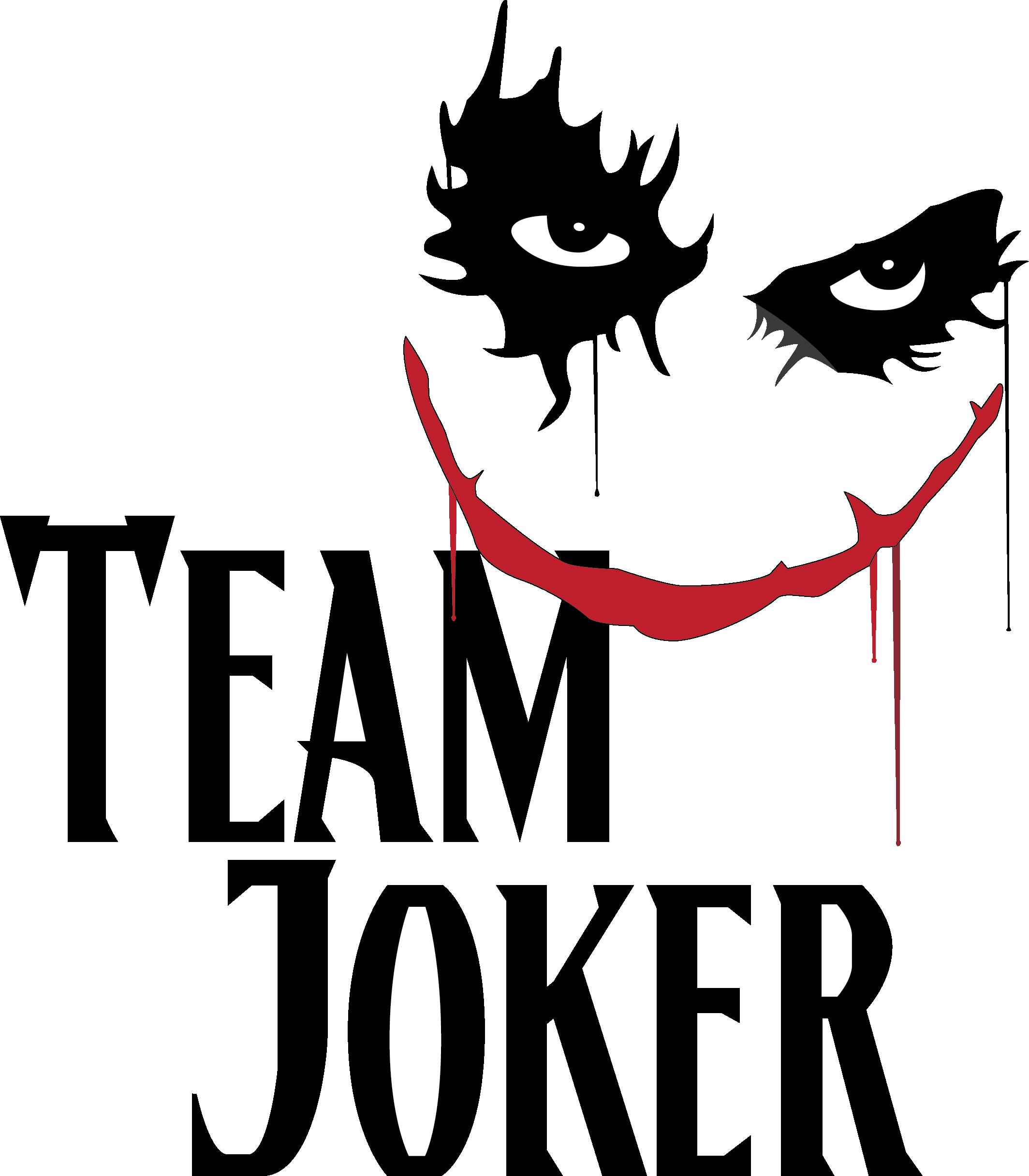 Cool joker logo by miss ivey hintz