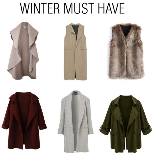 WINTER MUST HAVE by chio-portocarrero on Polyvore featuring moda, Zara and Chicwish
