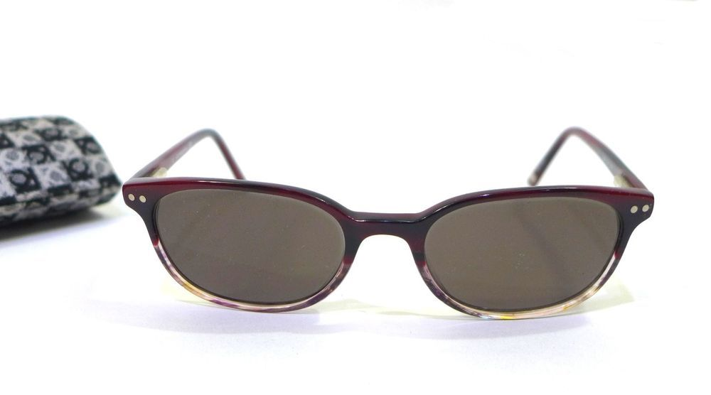0fccde0b63f3 Liz Claiborne Ladies Frame Burgandy 49-17 130 Eyeglass or Sunglass Frame  w Case