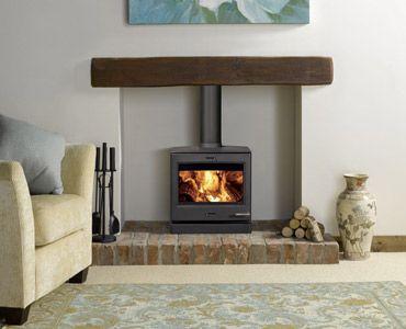 Wood Burning Stove Surround Ideas Google Search Woodburner