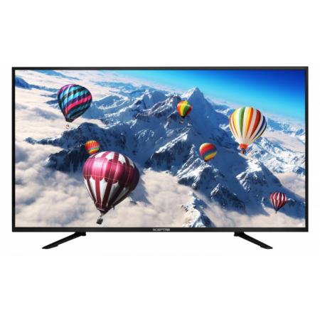 """Sceptre 55"""" Class 4K (2160P) LED TV Led tv, Cheap tvs"""