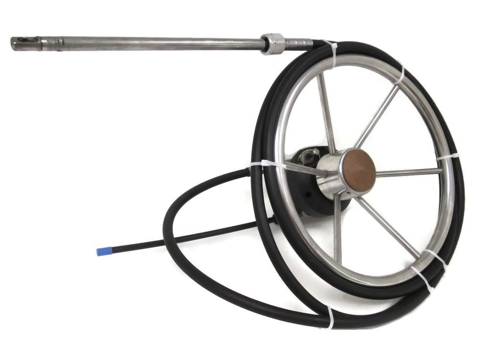 Details About New Teleflex Marine Boat Steering System