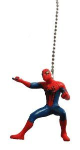 Spider man ceiling fan light pull spider man kids bedroom spider man ceiling fan light pull aloadofball Gallery