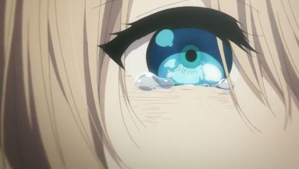 Evergarden Violet Blue Anime Anime