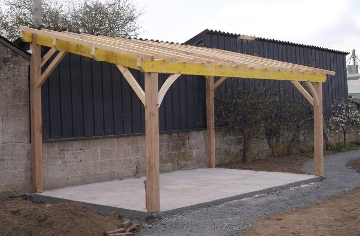 DSCF4042-retouche | Plan abris de jardin, Plans de pergola, Auvent extérieur