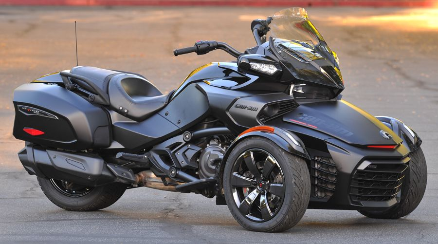 The Top Five 3 Wheel Motorcycles On The Market Today With Images