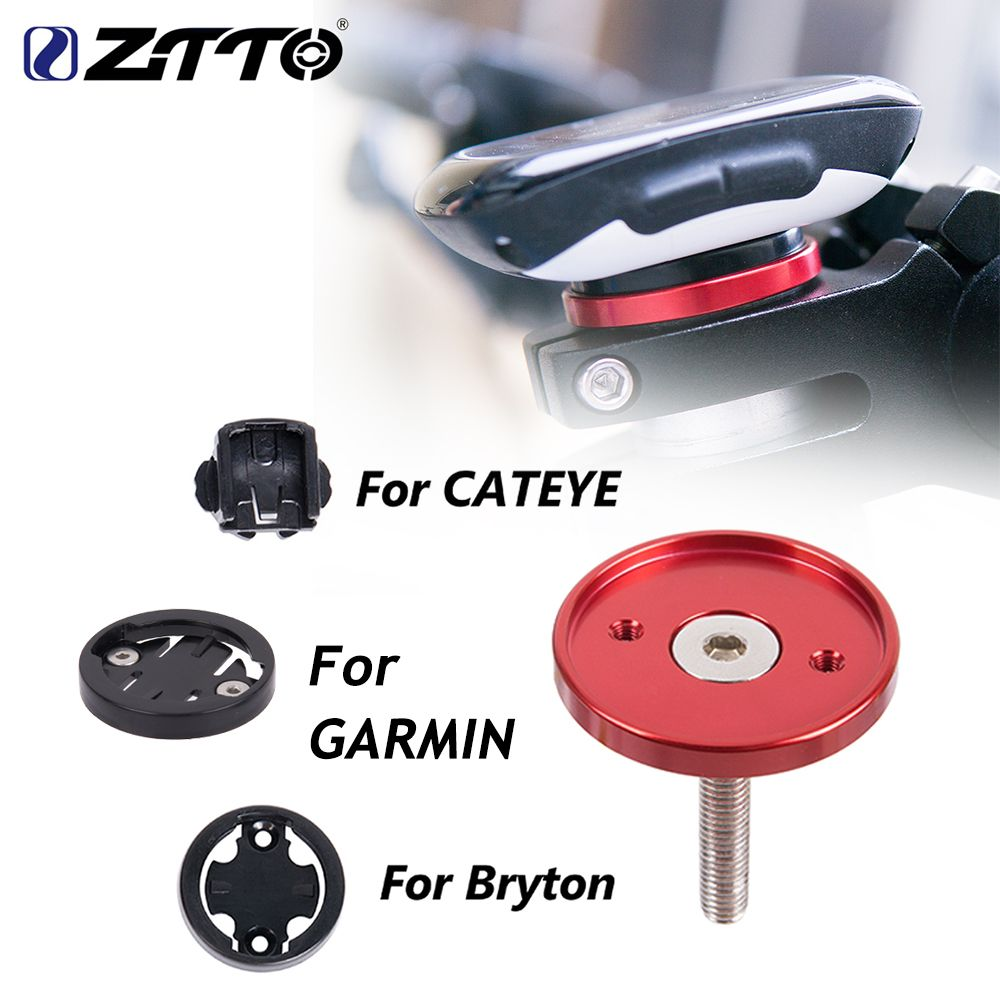 Bike Computer Holder Stem Top Cap From Aliexpress With Images