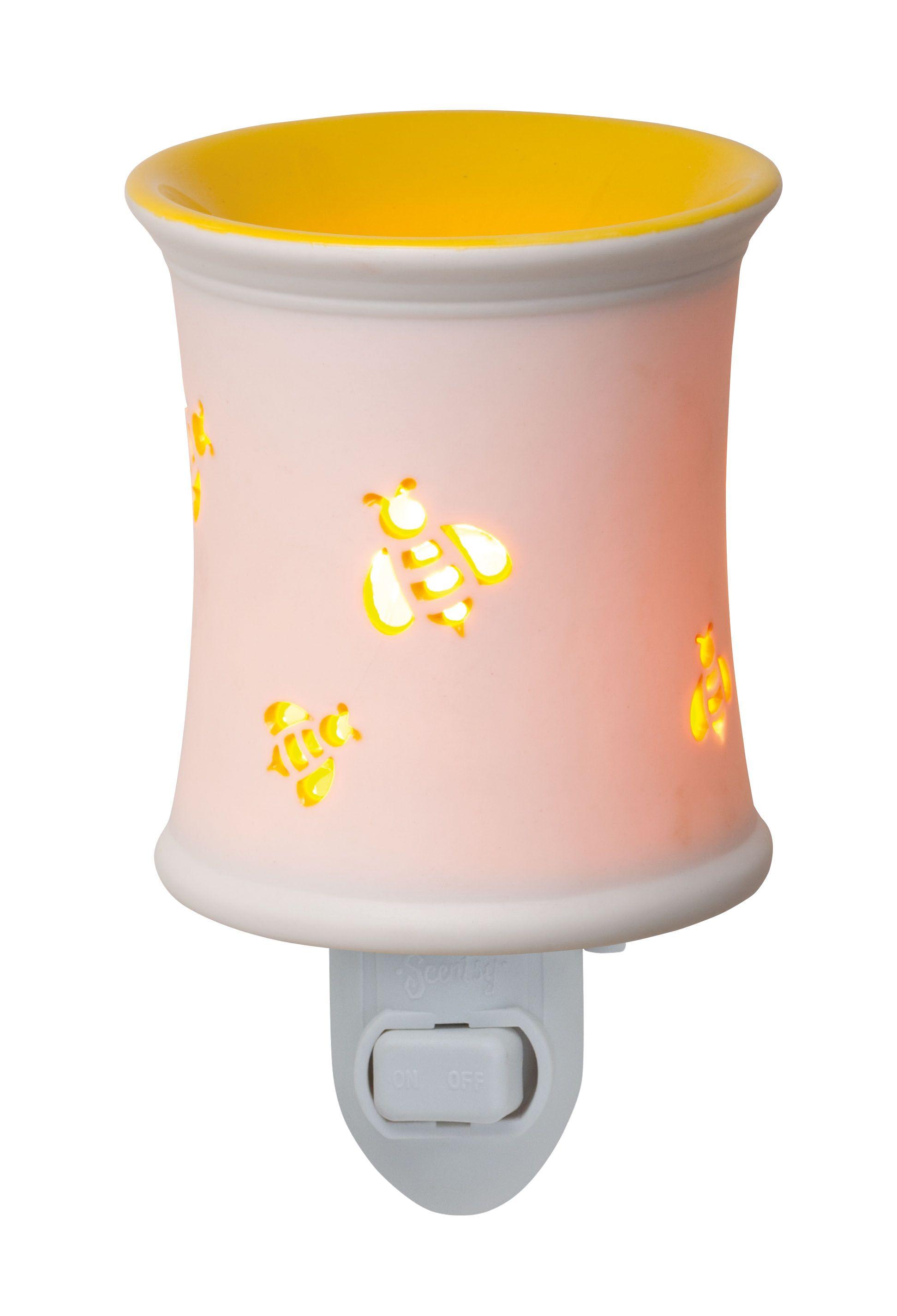 Bumblebee Plug In Scentsy Warmer Bee Wax4u