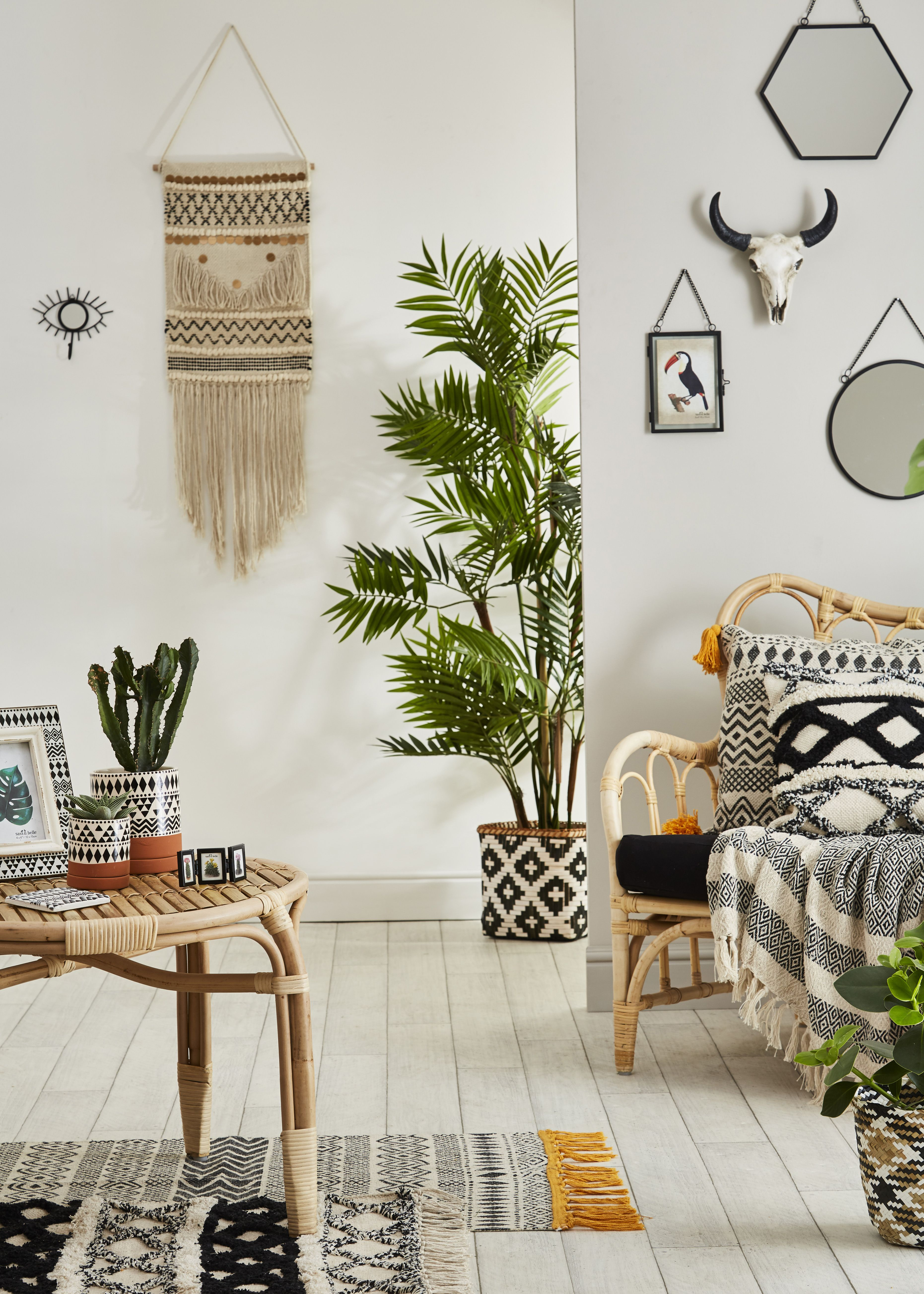Sass & Belle Scandi Boho home decor gifts collection