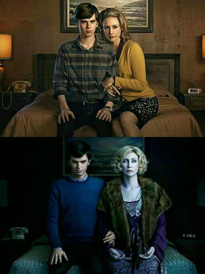 Bates Motel Posteres De Filmes Filmes Series E Filmes