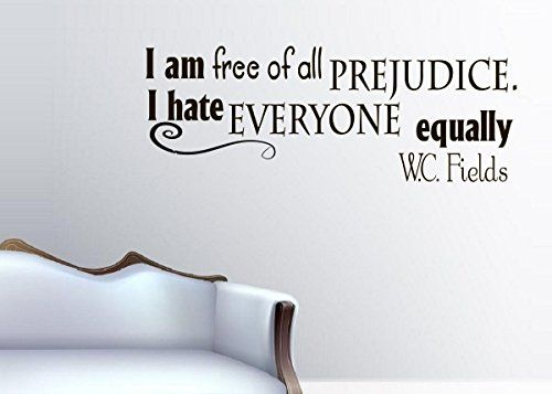 Wall Vinyl Decal Quote Sticker Home Decor Art Mural I am free of all