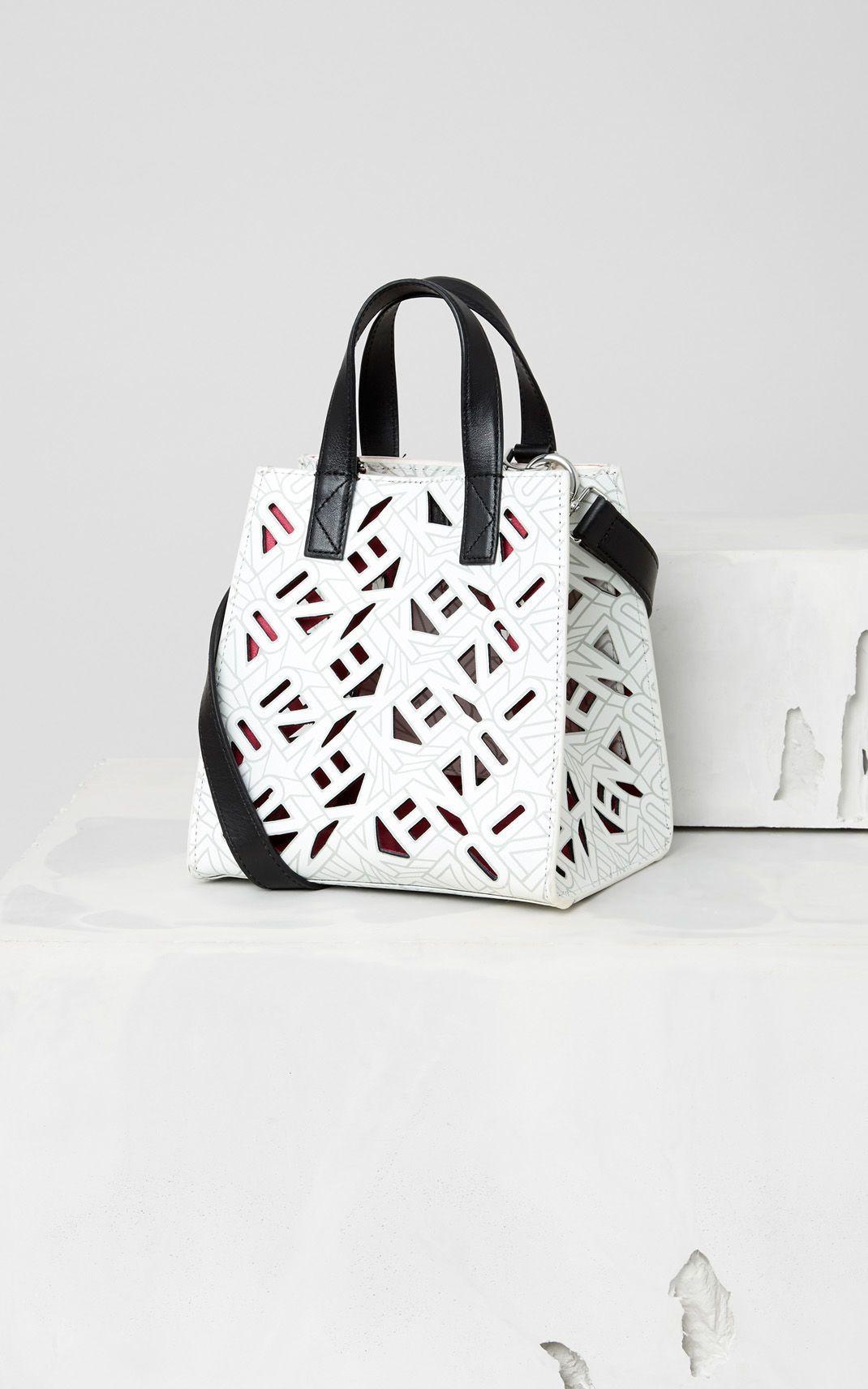 b9e66552163 WHITE Flying KENZO Tote Bag for women | what I want