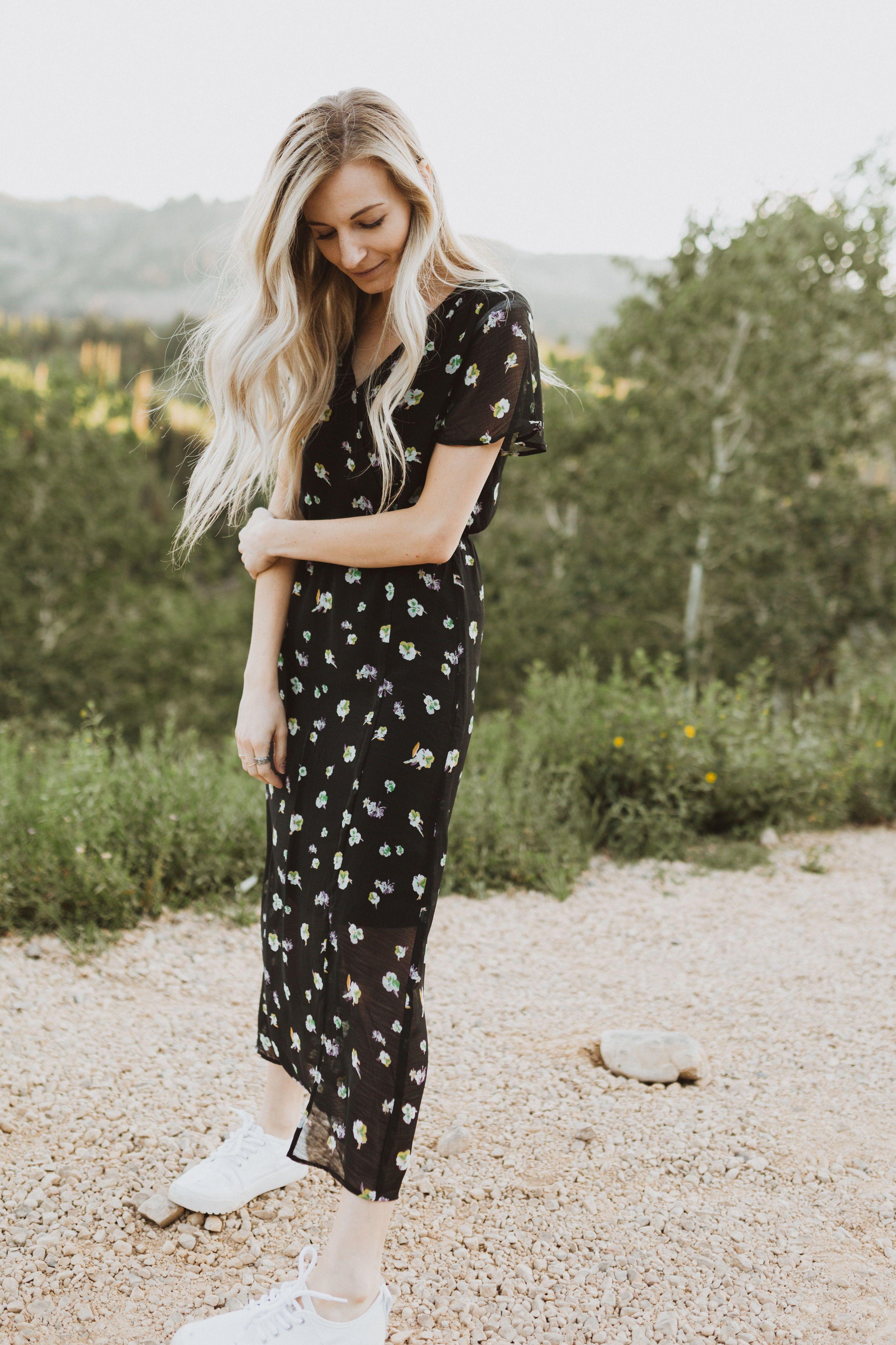 Pin on Modest Summer Dresses