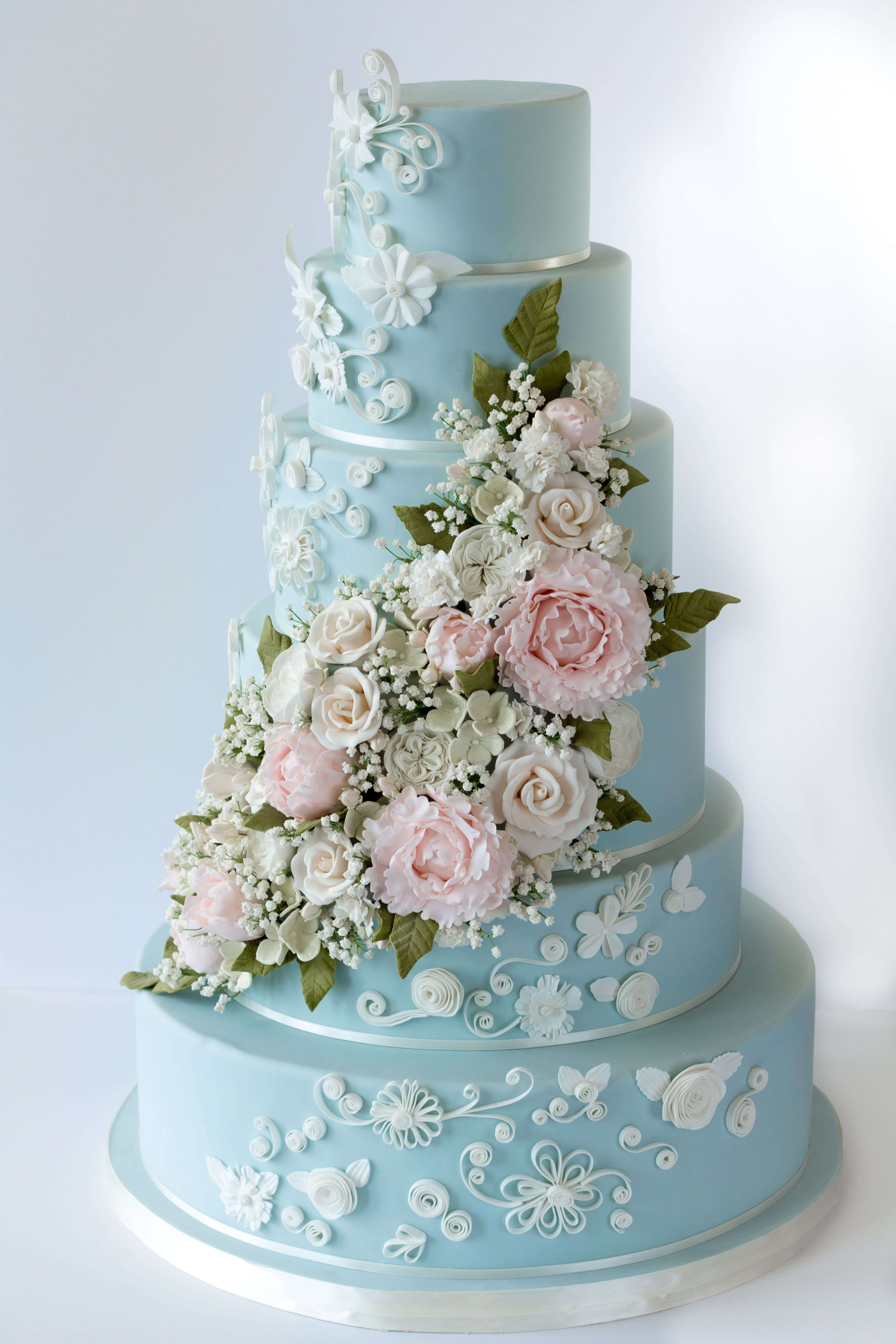 Wedding decorations nigeria  Amy Beck Cake Design  Chicago IL  ybeckcakedesign