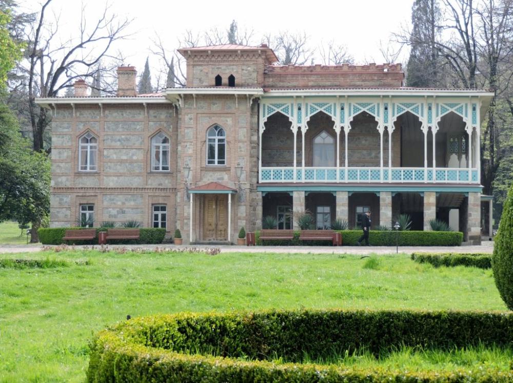 Wo Der Wein Geboren Wurde Georgien Georgien Orientalischer Stil Ausflug