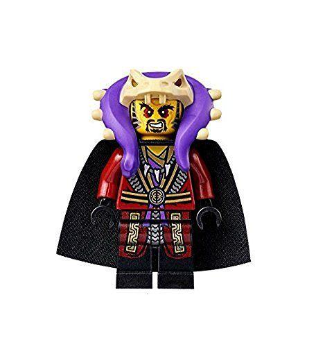 Chope Sleven Eyezor Kapau Zugu LEGO® Ninjago™ 6 Anacondrai Warriors Krait