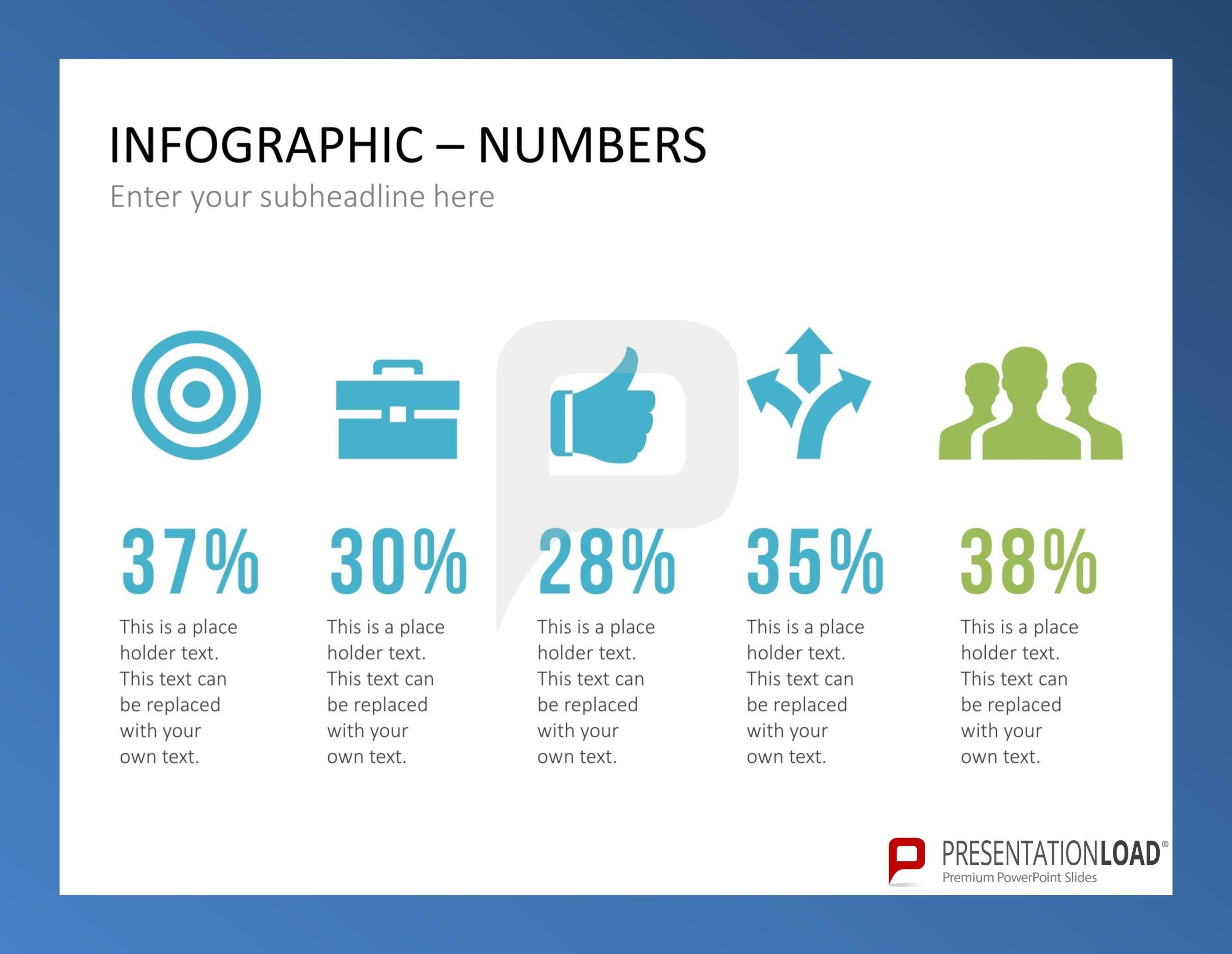Free infographic tools powerpoint