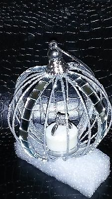 NEW-NOVELTY-HANGING-CHRISTMAS-CINDERELLA-BALL-ORNAMENT-RING-BOX-HOLIDAY-PROPOSAL