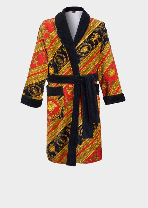 I ♡ Baroque Terry Cloth Bathrobe - Home Collection   US Online ... 8ad462d09e5
