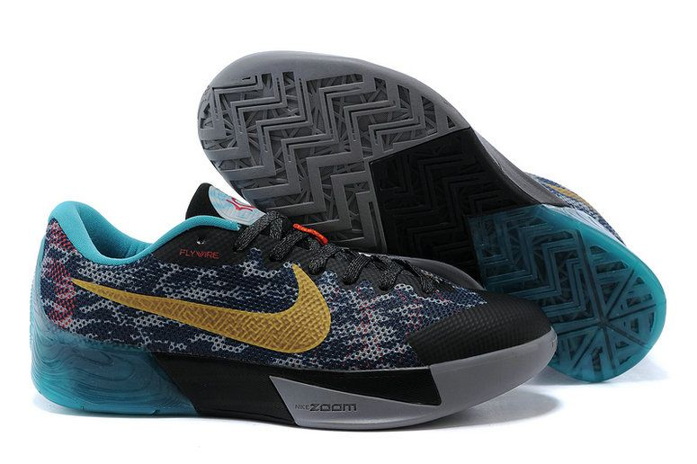 detailed pictures cbabb 9f45f Cheap KD Trey 5 II China 683275 030 Wolf Grey Diffused Jade Clear Grey