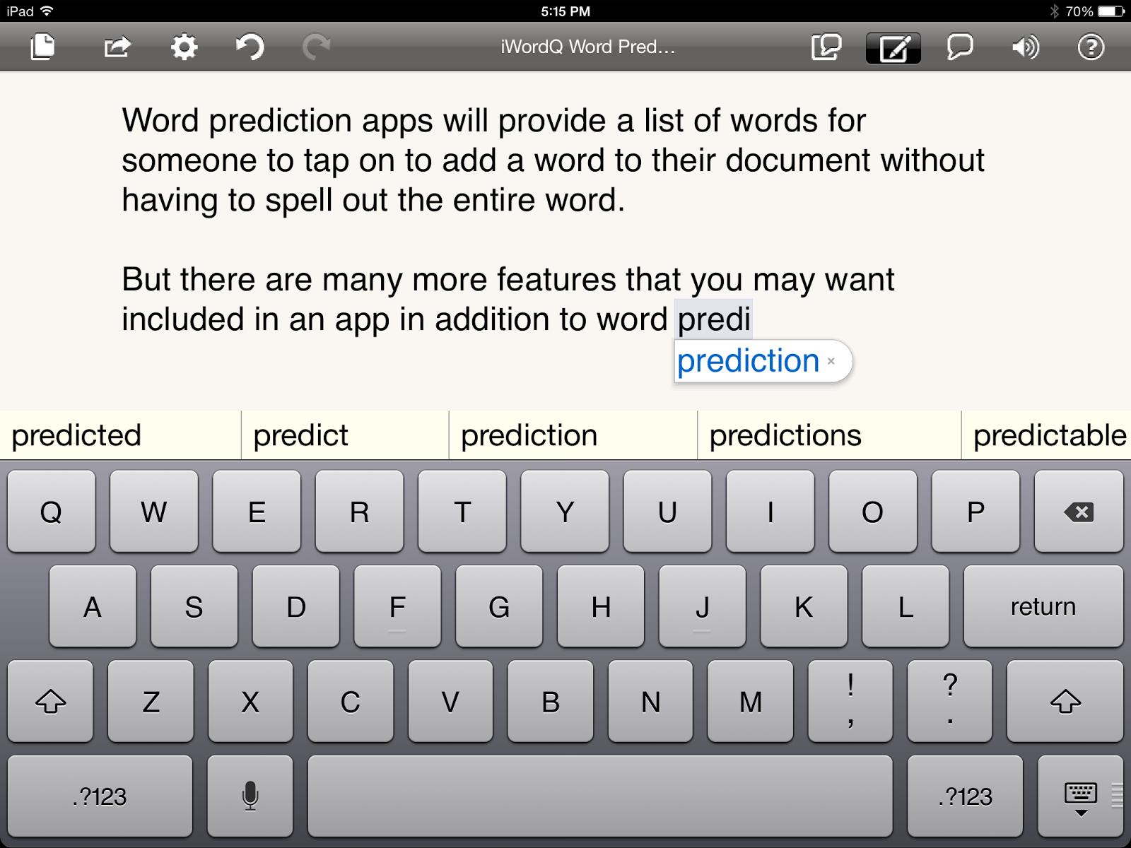 Word Prediction Ios Apps