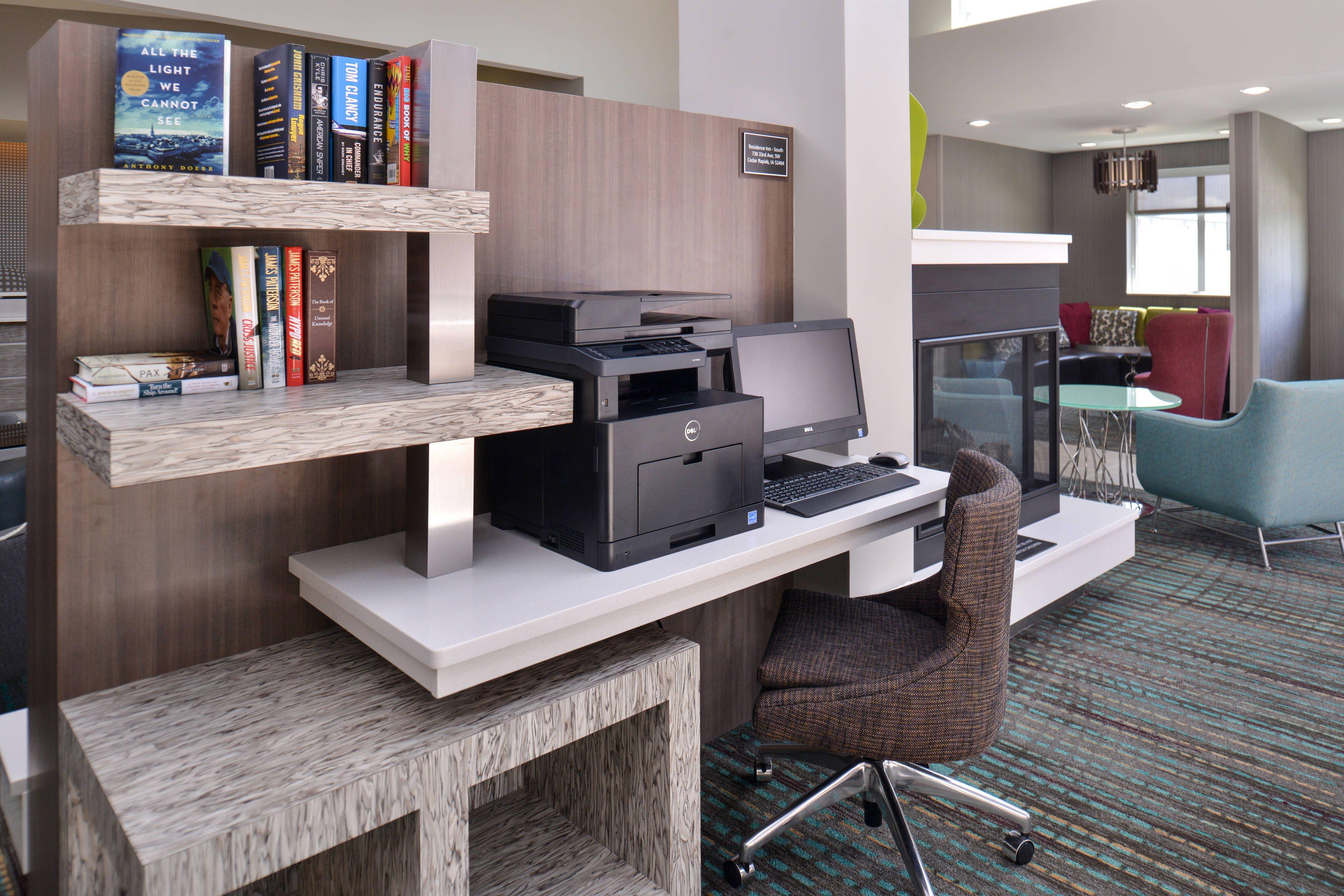 Residence Inn Cedar Rapids South Business Center holiday