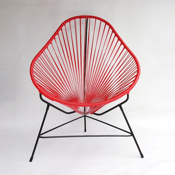 Nice Alluring Summer Reminiscent Acapulco Chair By Ocho