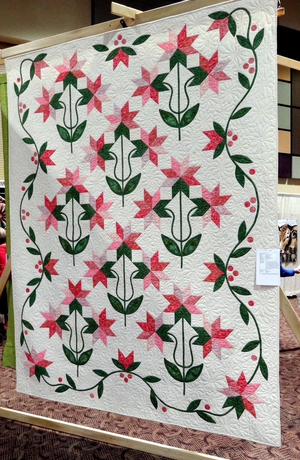 Carolina Lily quilts are among my very favorites! The inspired me ... : carolina lily quilt pattern - Adamdwight.com