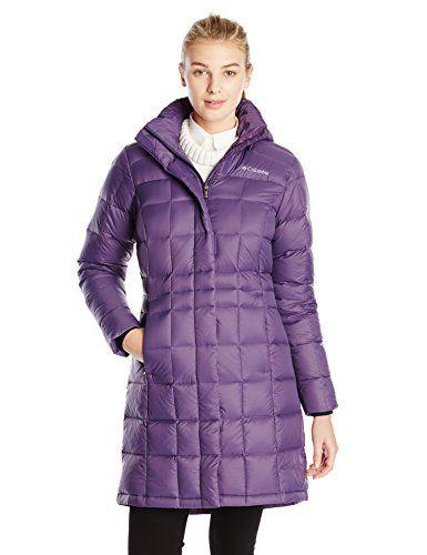 73fed2161da SALE PRICE -  156.97 - Columbia Sportswear Women s Hexbreaker Long Down  Jacket