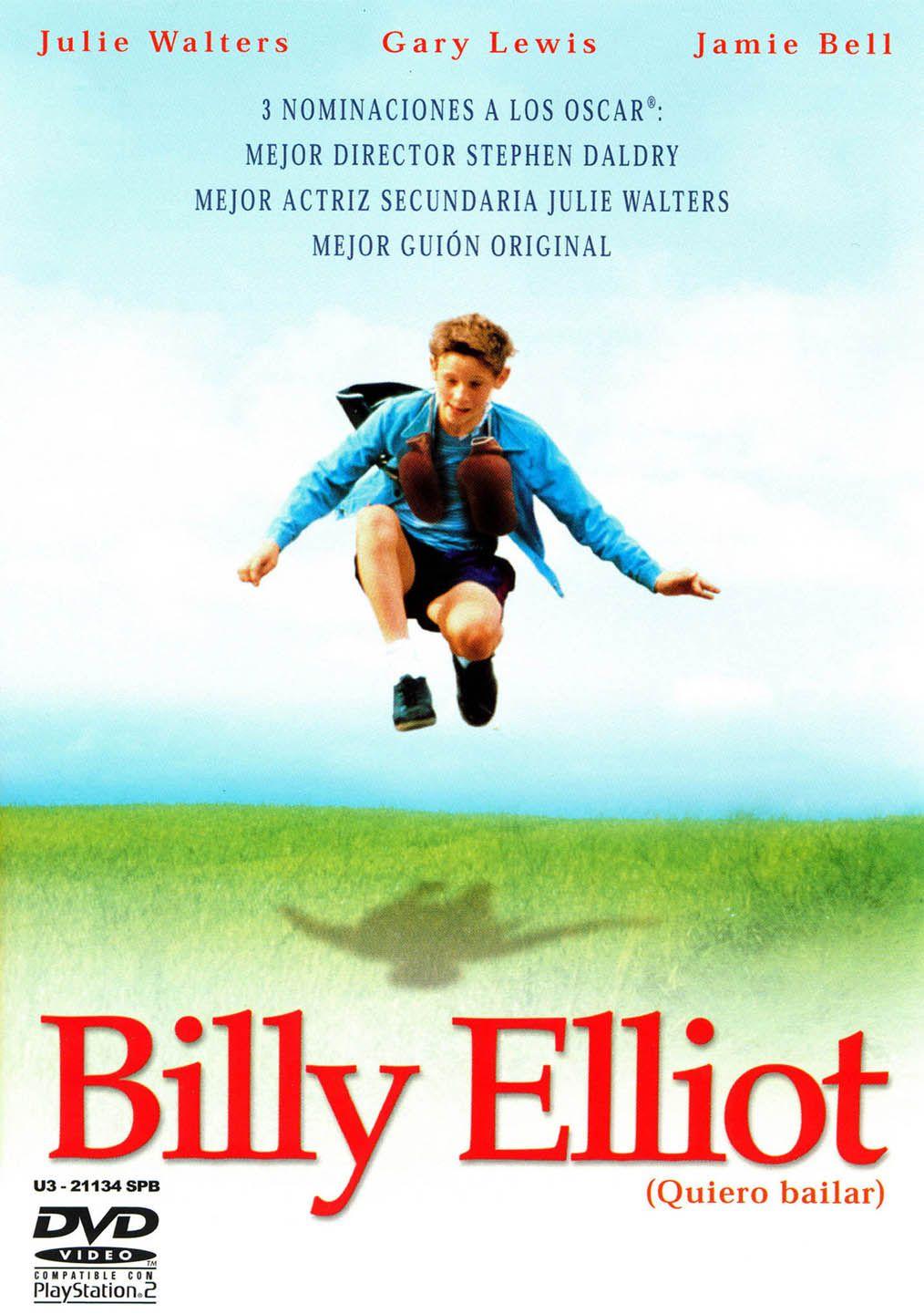 Billy Elliot Billy Elliot Peliculas De Drama Afiche De Pelicula