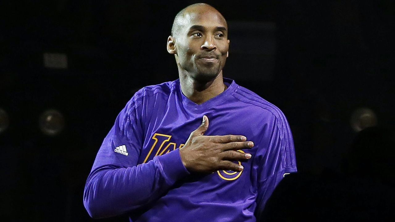 Kobe Bryant created a mythology around himself that