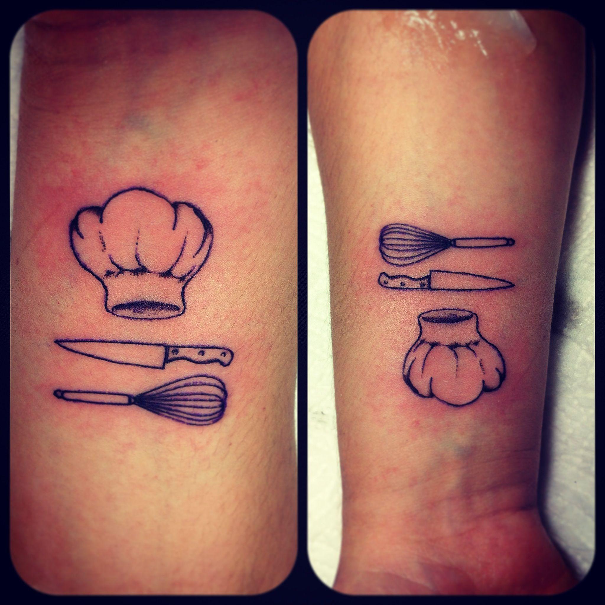 l'atteggiamento migliore comprare in vendita vendita a buon mercato usa Chef tattoo Burak Dikel Tattoo Studio Adana/Turkey | Tatuaggi ...