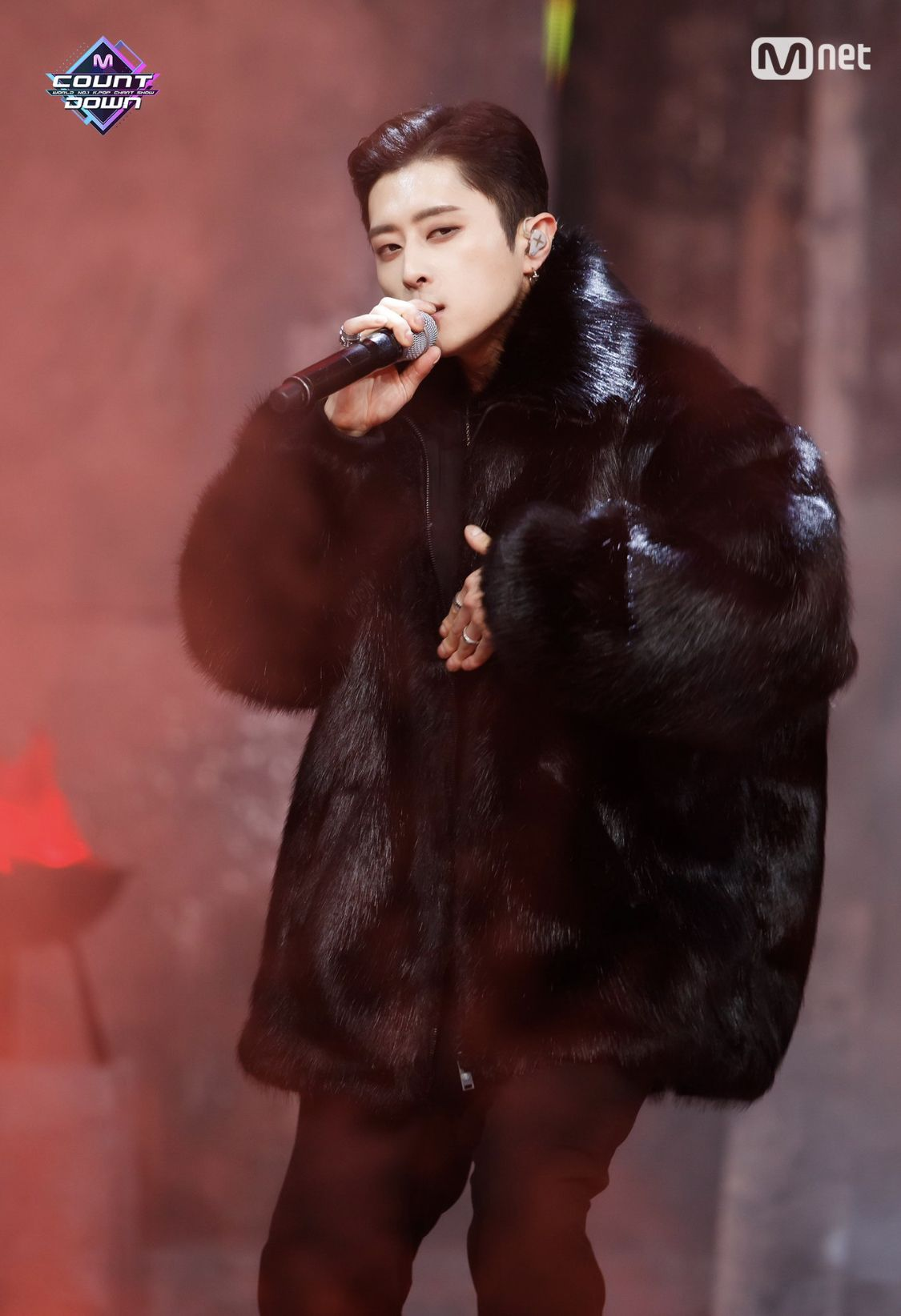 Pin By Uwulex On Kard Fashion Fur Jacket Coat