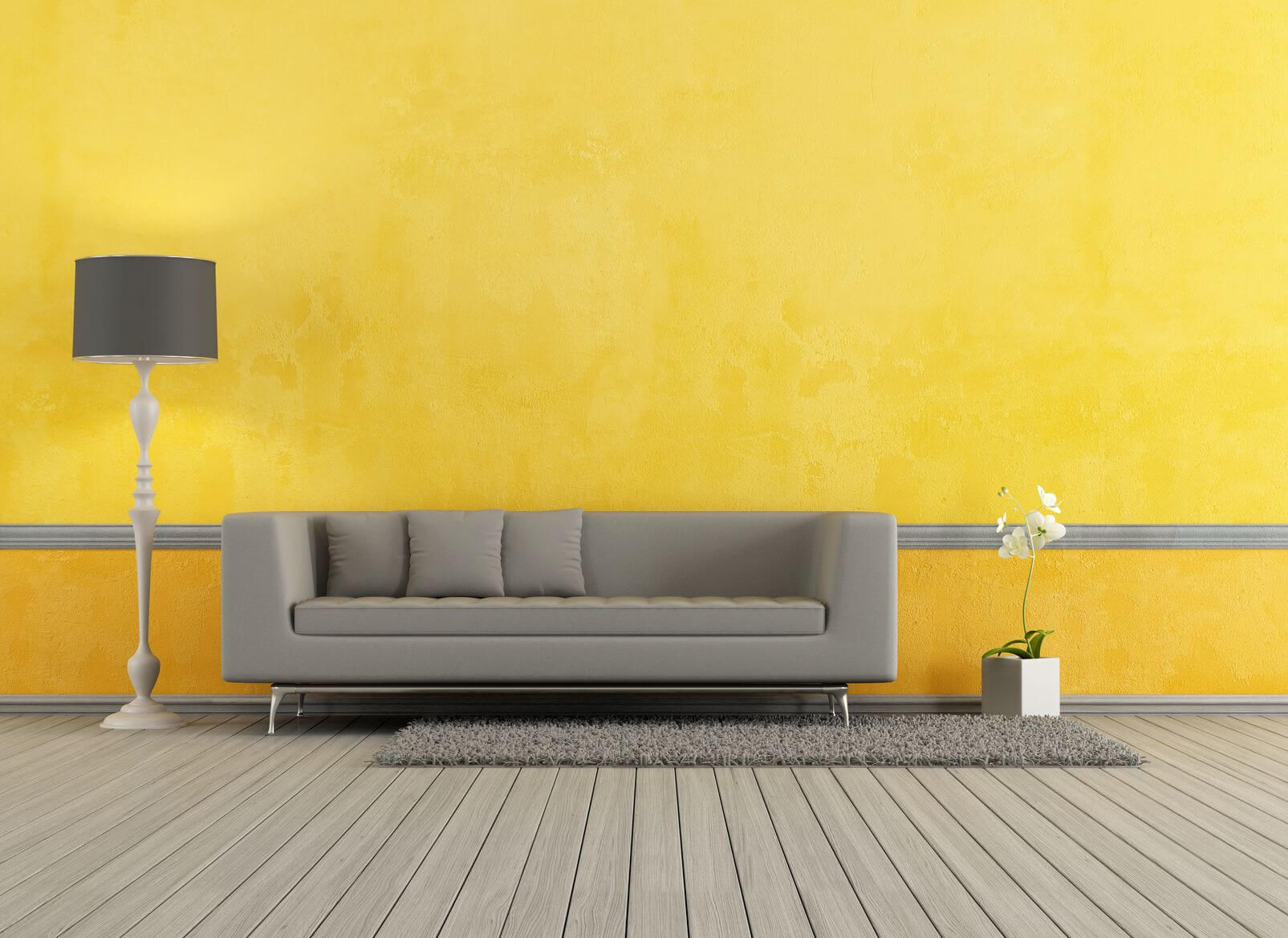 Über Google auf butenas.de gefunden  Gelbes wohnzimmer