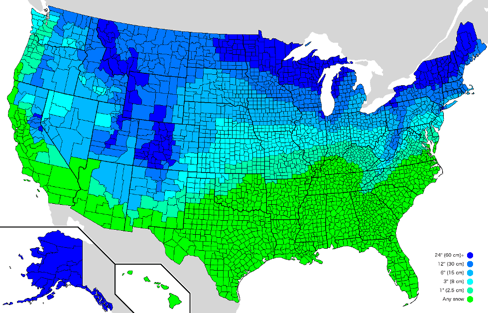 ThirtyThree Maps That Explain The United States Better Than Any