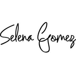 Image result for Selena Gomez signature