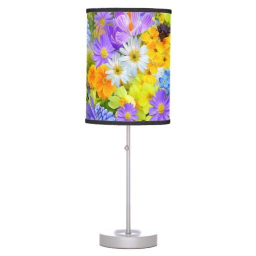 Gorgeous Floral Lamp