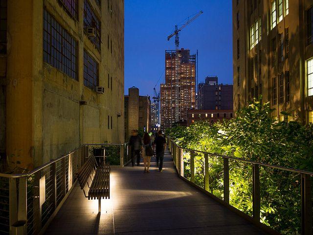 The High Line By Robert S Donovan Via Flickr Landscape Lighting Landscape Lighting Design