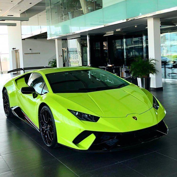 Lamborghini Huracan Performante Exoticcarssupercars Super And