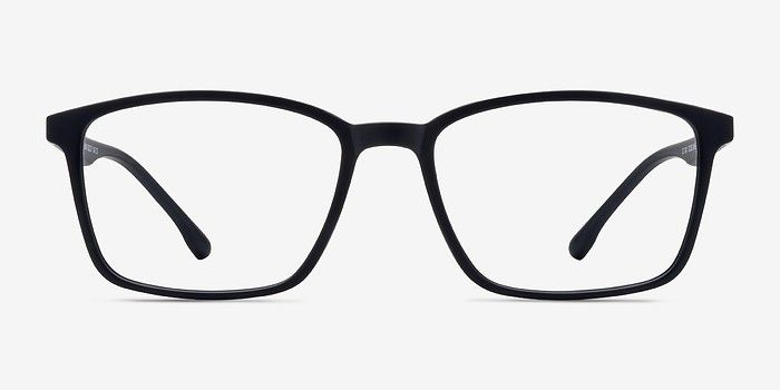89011cd1d59 Northern Matte Navy Plastic Eyeglasses from EyeBuyDirect. A fashionable  frame with great quality and an