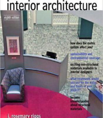 Materials And Components Of Interior Architecture 8th Edition PDF