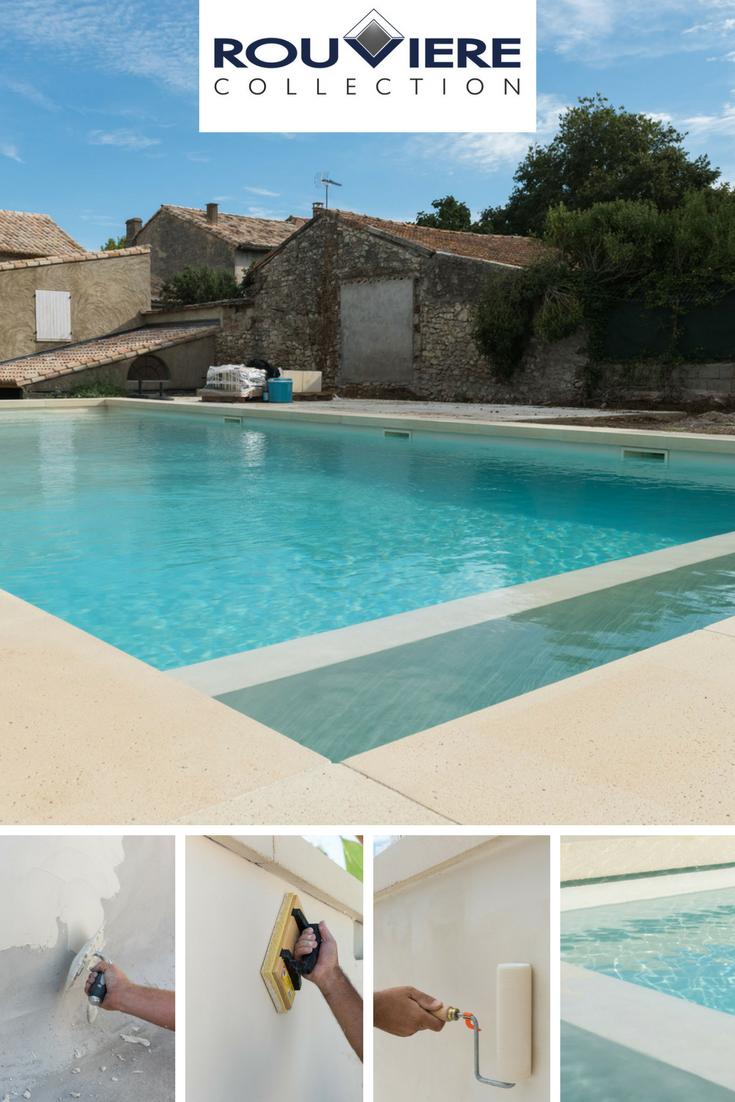 Enduit Béton Ciré Pour Piscine - Enduit pour piscine beton