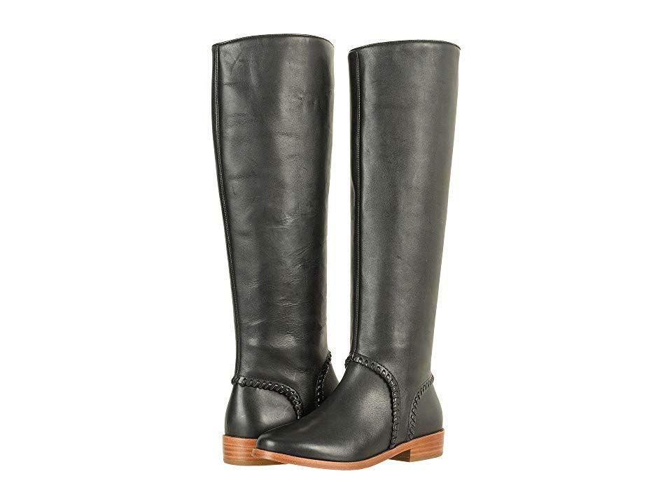9d3e7031ba9 UGG Gracen Whipstitch (Black) Women's Boots. Show off those gorgeous ...