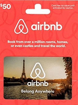 With Airbnb Gift Card Balance You Can Book Unique Homes And